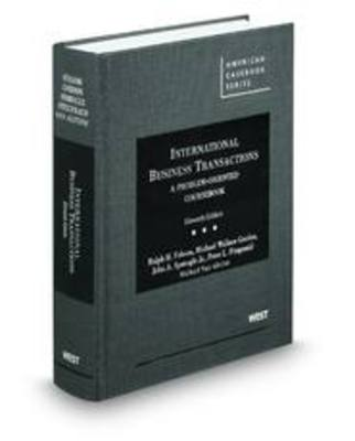 Foreign trading system documentation