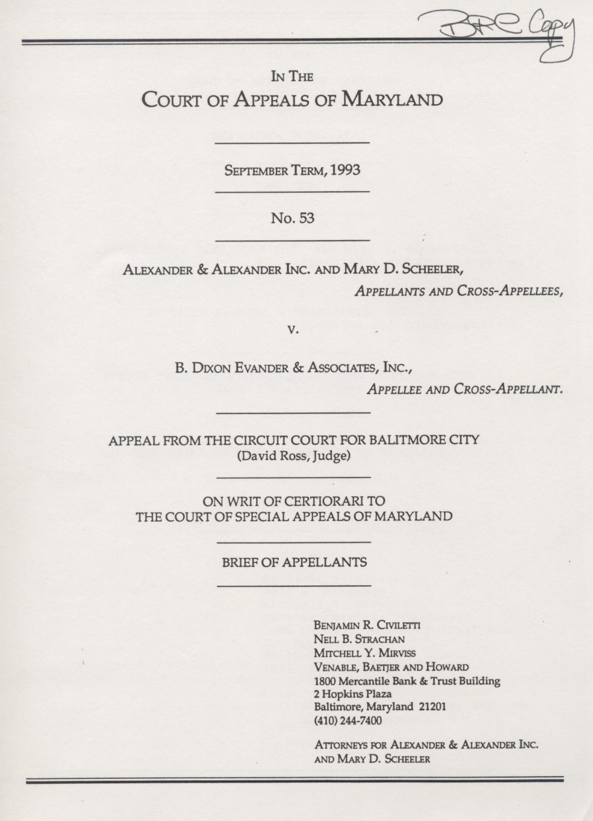 Trial Brief Format Solidaphikworks