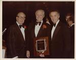 Civiletti Receives Columbus Award, 1978