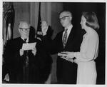 Swearing in as Assistant Attorney General