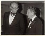 Civiletti with John J. Sirica (photograph)