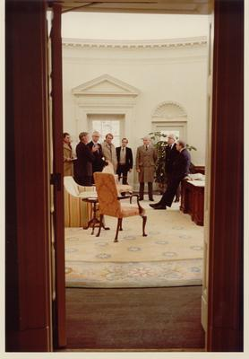 White House meeting, 1980 (1)