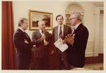 White House meeting, 1980 (2)