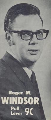 Roger M. Windsor