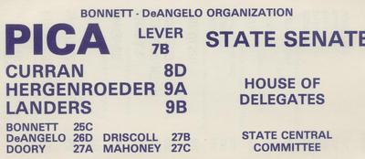 Bonnett DeAngelo Organization