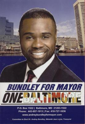 Bundley for Mayor