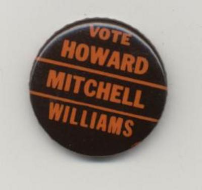Vote Howard - Mitchell - Williams