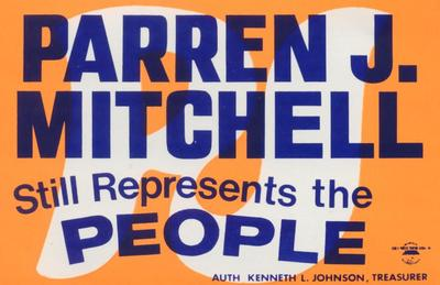 Parren J. Mitchell Still Represents the People