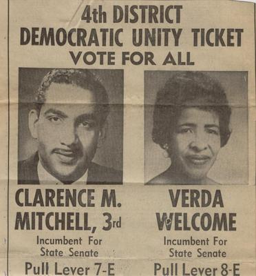 4th District Democratic Unity Ticket