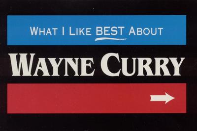 What I Like Best About Wayne Curry