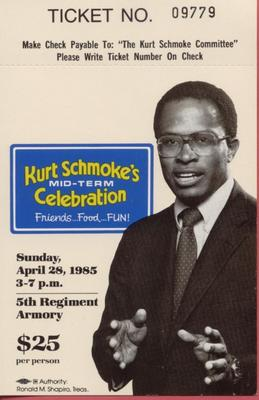 Kurt Schmoke's Mid-Term Celebration