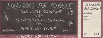 Educators for Schmoke