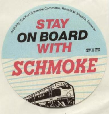 Stay on Board with Schmoke