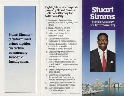 Stuart Simms - State's Attorney for Baltimore City