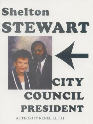 Shelton Stewart City Council President