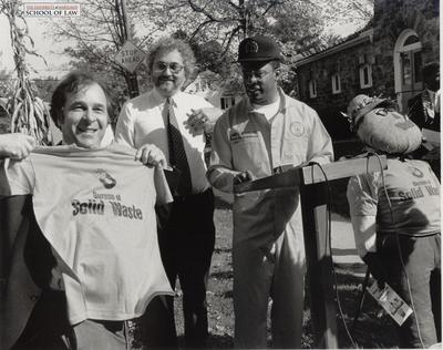 City Clean-up Efforts, 1987