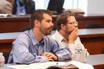 Andrew Keir and Matt Peters (University of Maryland School of Law)