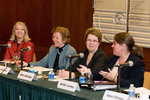 Panel on Gender, Power and the Presidency.