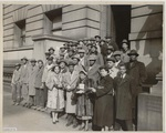 1947 Voter Registration Drive - Baltimore City