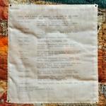 Fiber Art Journal 1-2 Table of Contents by Patricia Yolande Ciricillo
