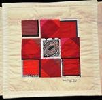 Fiber Art Journal 1-4, San Diego Tiles by Patricia Yolande Ciricillo