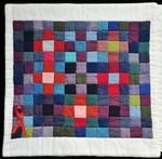 Fiber Art Journal 2-1, Amish Quilts by Patricia Yolande Ciricillo