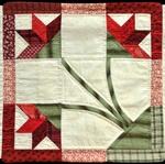 Fiber Art Journal 2-2, Gift from Elizabeth Hoffman by Patricia Yolande Ciricillo