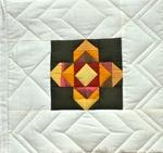 Fiber Art Journal 2-3, Maori Amish by Patricia Yolande Ciricillo