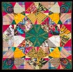 Mayflower 13 (Rainforest Prayer) by Patricia Yolande Circillo